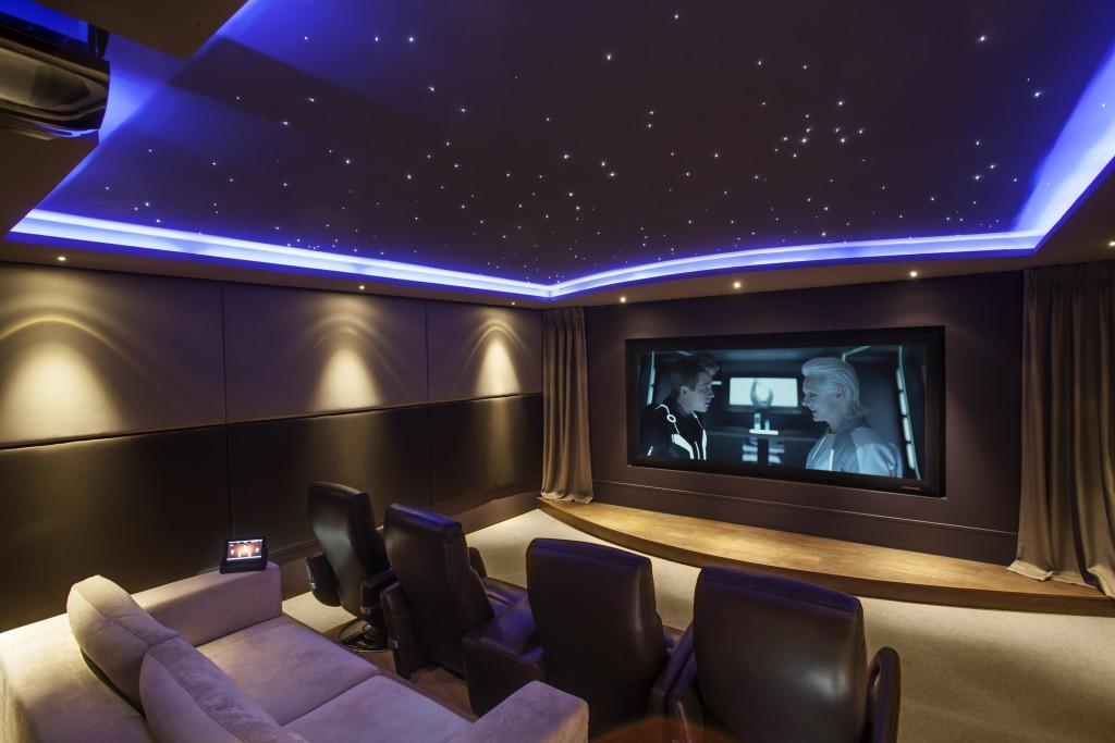 Cinema Room - Compusol