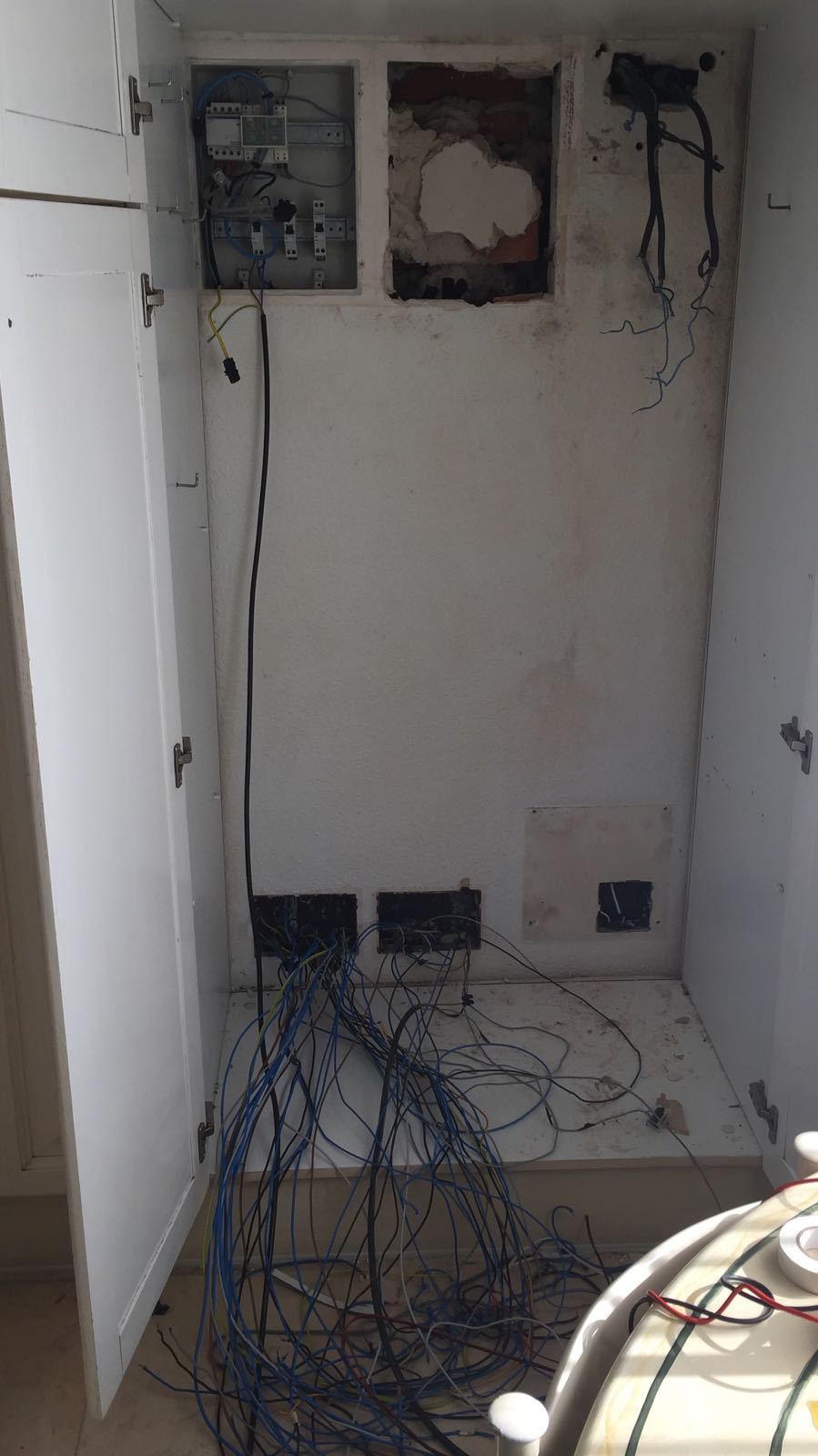 Whole House Rewiring Compusol Electrical Wiring Pictures To New Etc However We Will Always Do Our Very Best Ensure That Your Home Is Rewired As Quickly Possible Keeping Disruption And Mess